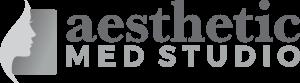 The logo for Aesthetic Med Studio