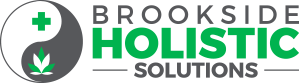 The logo for Brookside Holistic Solutions