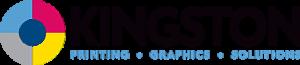 The logo for Kingston Printing