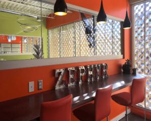 The interior of Zephyr Digital Design